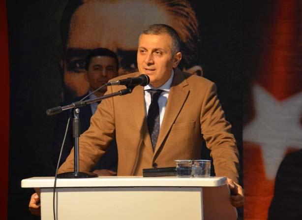 AK Parti Konya İl Başkanı Arat ilçe ziyaretlerine devam ediyor