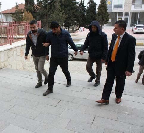 Antalya'da ikiz plakalı akaryakıt vurgunu