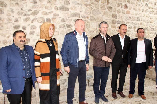 Düzce Belediyesi Suriye'deki çadır kente sahip çıktı