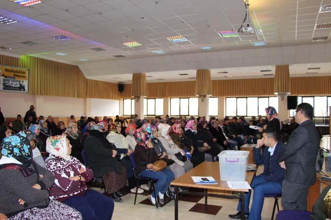 Seydişehir Belediyesinde çalışacak işçiler kura ile belirlendi
