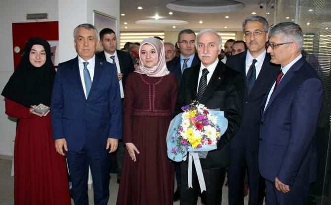 Türkiye'nin ilk Arapça Dil Merkezi Samsun'da açıldı