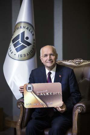 Yenimahalle Belediye Başkanı Yaşar'ın 8. yılı