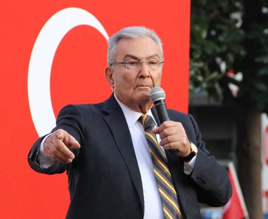 CHP'li Baykal Manisa mitinginde konuştu