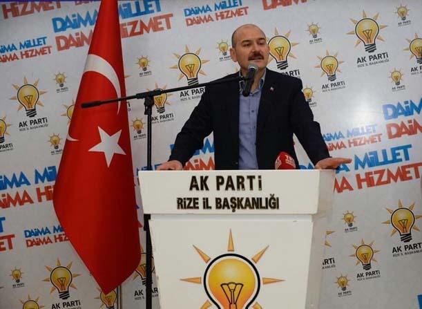 """Bakan Soylu: """"Yaklaşık 700 PKK ve KCK'lı teröristin şehir bağlantıları tespit edildi ve hepsi gözaltına alındı"""""""