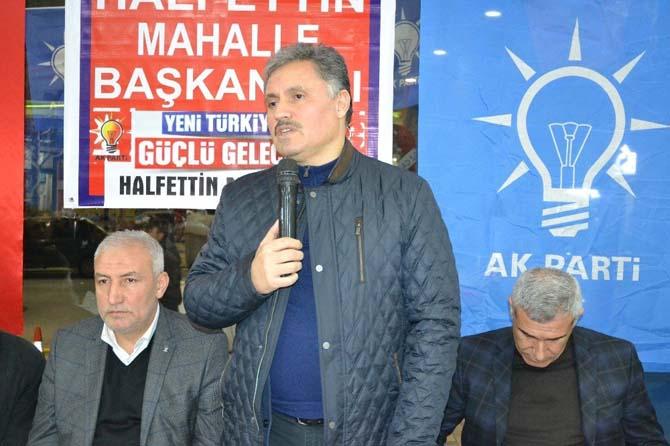 Malatya'da referandum çalışmaları