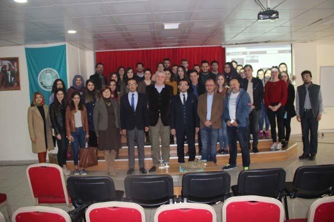 BUBYO'da finans semineri düzenlendi