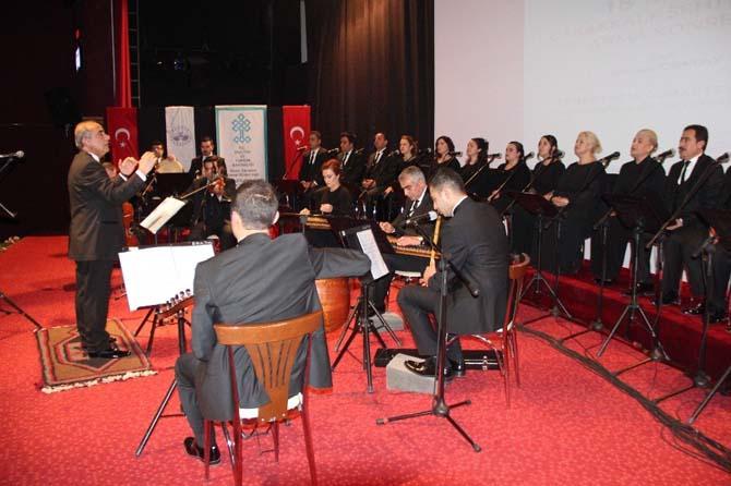 Elazığ'da şehitler anısına konser verildi
