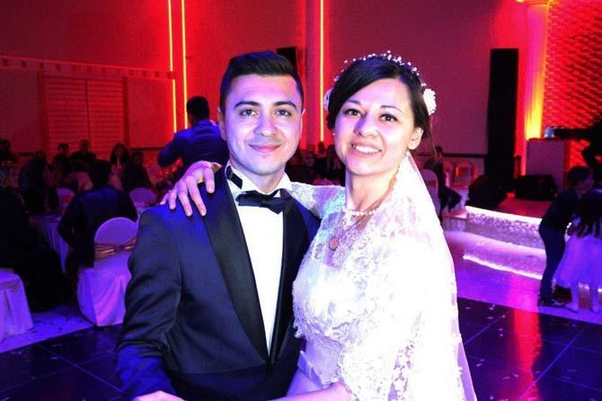 Ukraynalı gelin Türk gelenekleri ile evlendi