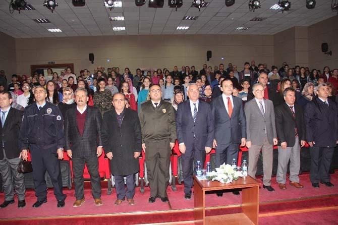 İncesu'da 18 Mart Çanakkale Zaferi ve Şehitleri Anma Programı yapıldı