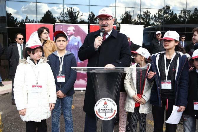 Ankara'dan Çanakkale'ye