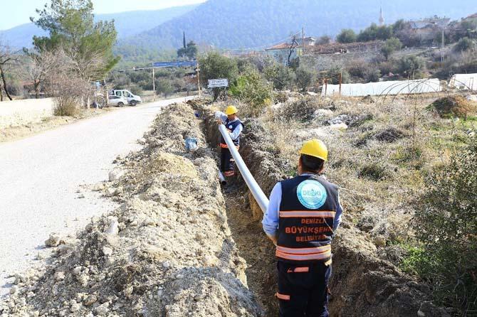 Güney - Ertuğrul'un içme suyu sorununa neşter