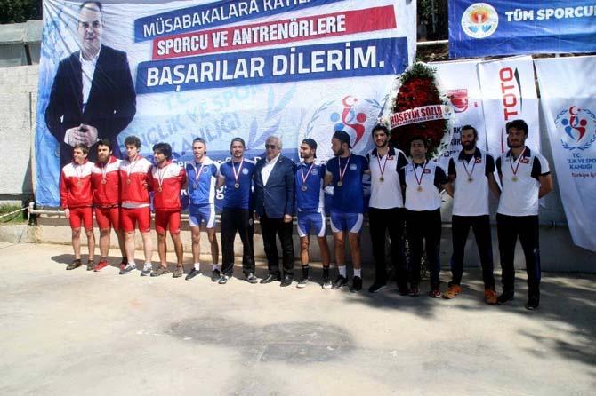 Adana'da Kürek Müsabakaları sona erdi