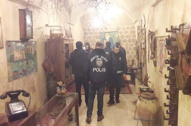 Mardin'de asayiş uygulaması