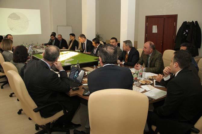 Serbest Bölge İstişare Toplantısı yapıldı
