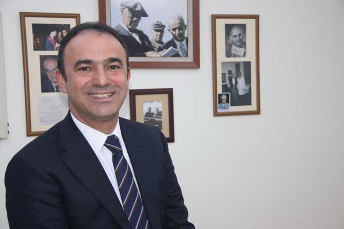 Türkiye'de 12 erkekten biri prostat kanseri