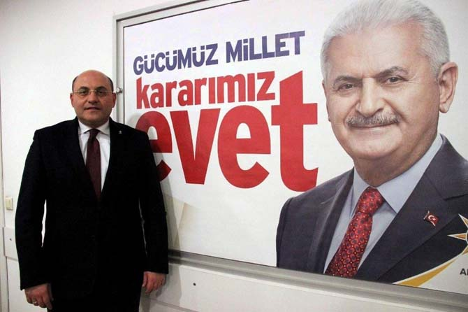 Başkan Ali Çetinbaş: Başarılı bir seçim kampanyası geçiriyoruz