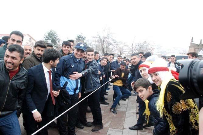 Bitlis'te Nevruz kutlamaları