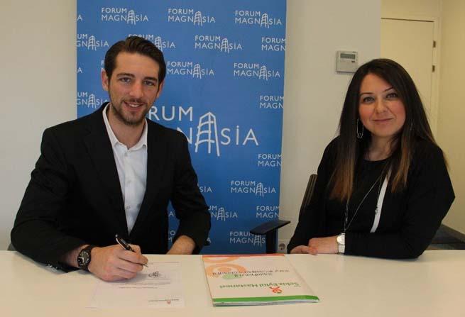 Forum Magnesia'dan sağlıkta işbirliği