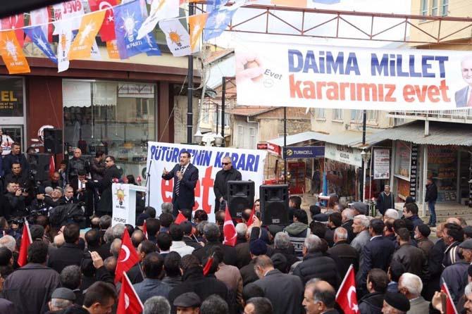 Gümrük ve Ticaret Bakanı Tüfenkci'den CHP Lideri Kılıçdaroğlu'na eleştiri