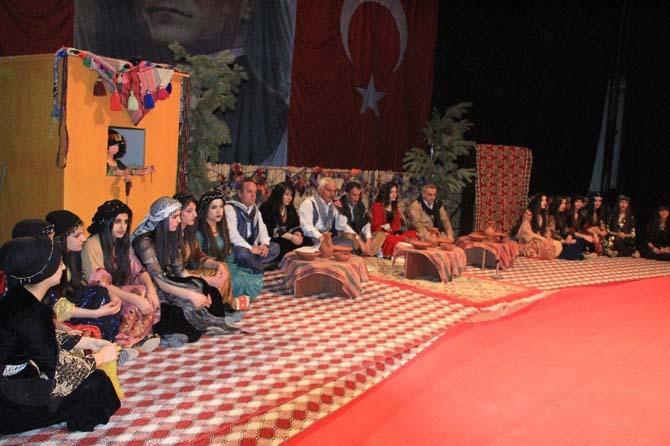 Hakkari Belediyesi Nevruz etkinliği
