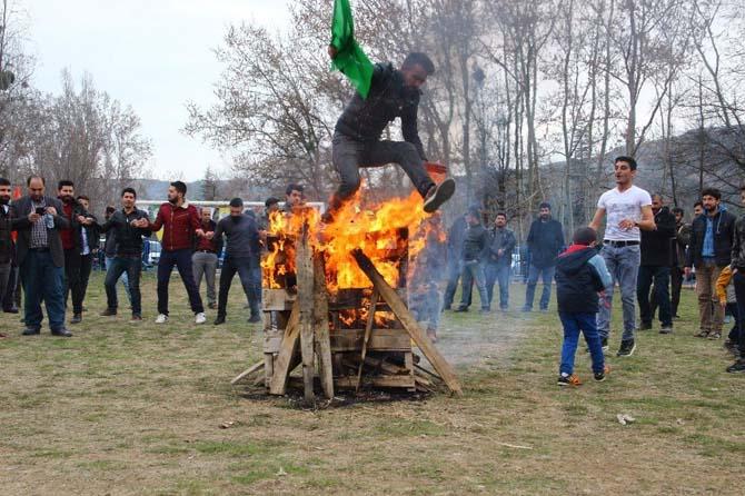 Nevruz Eskişehir'de olaysız kutlandı