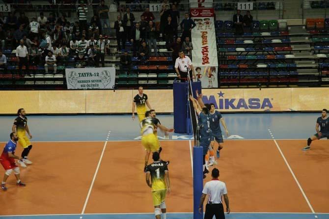 Jeopark Kula Belediyespor'da hedef Efeler Ligi