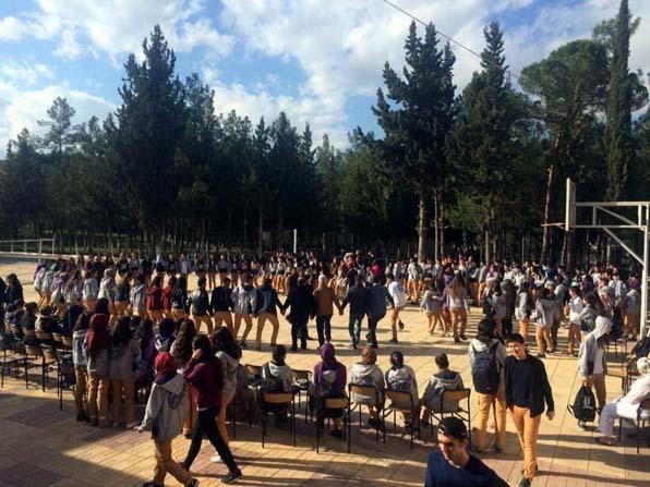 Nedim Ökmen Anadolu Lisesinde Nevruz şenliği