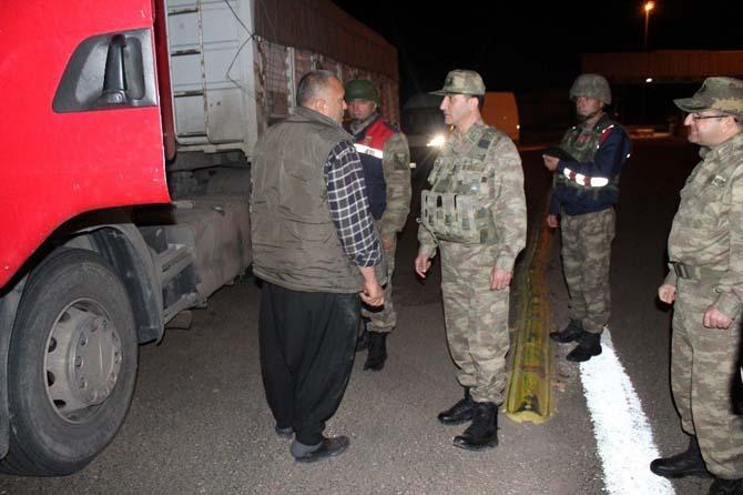 Şanlıurfa'da aranan 28 kişi yakalandı