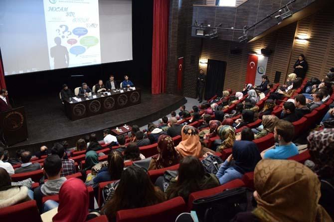 Düzce Üniversitesi Rektörü ve öğretim üyeleri yaşam deneyimlerini paylaştı