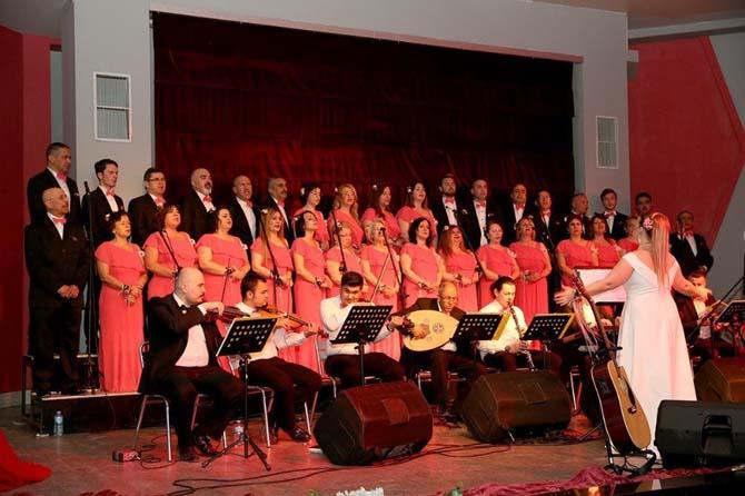 Manisa'da Türk Sanat Müziği rüzgarı