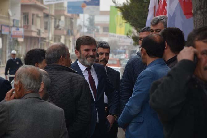 Korkuteli Belediye Başkanı Gökce, MHP ilçe Kongresine alınmadı