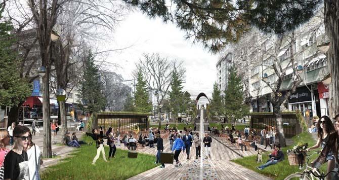 Odunpazarı Belediyesi 7'inci Antalya City Expo Fuarında