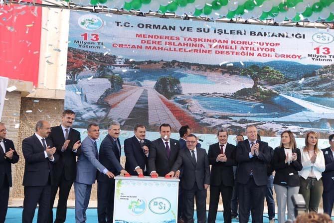 """Bakan Eroğlu: """"Türkiye'de su sorununu çözdük, Afrika'ya da götüreceğiz"""""""