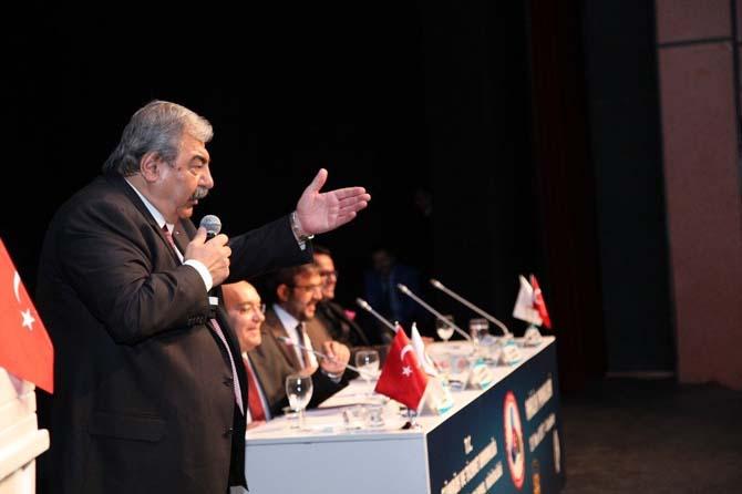 Ahilik panellerinin ilki Gaziantep Üniversitesinde düzenlendi