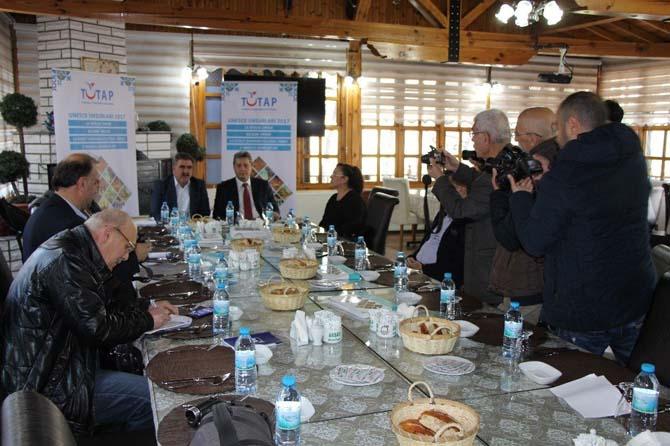 Amasya'nın hedefi UNESCO kalıcı listesi