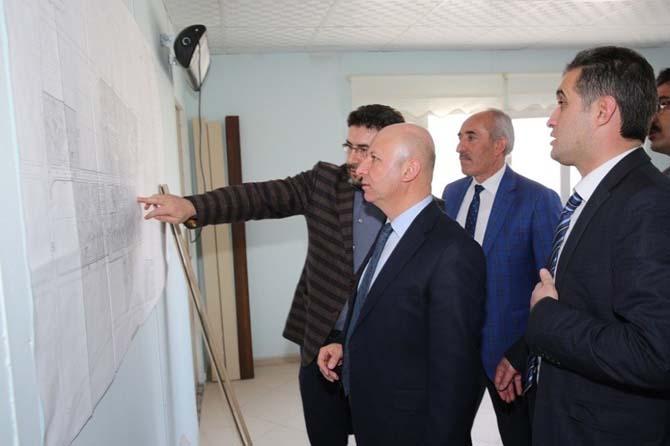 Esnaf dostu Başkan Çolakbayrakdar'dan Odakır'a ziyaret