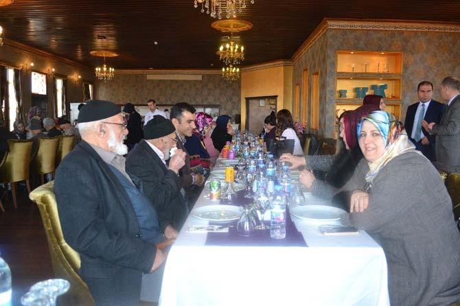 Erzurum'da Yaşlılar Haftası etkinlikleri