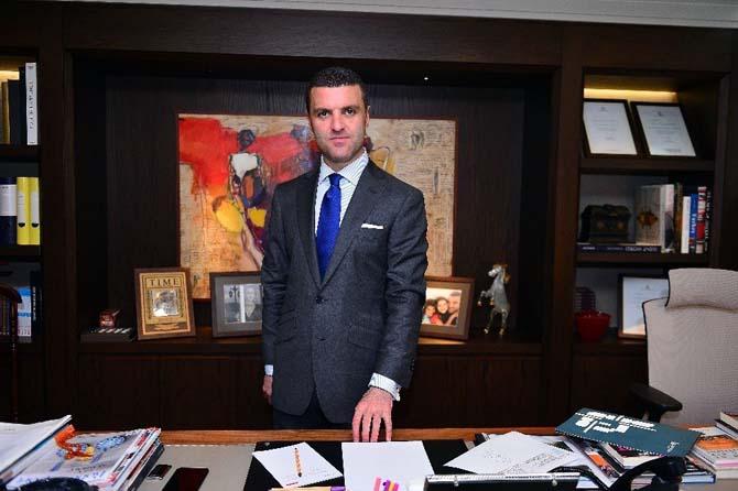 """Emir Sarıgül: """"Dursun Özbek, kesinlikle ibra edilmeli"""""""