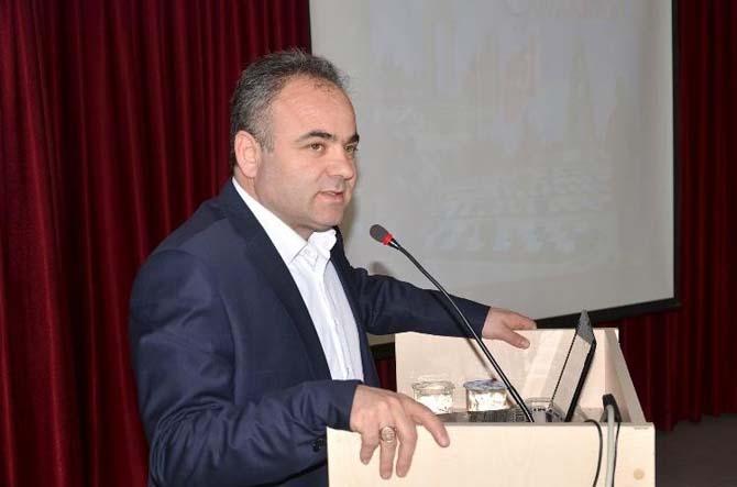 Osmancık'ta 'Çanakkale Zaferi' konulu konferans
