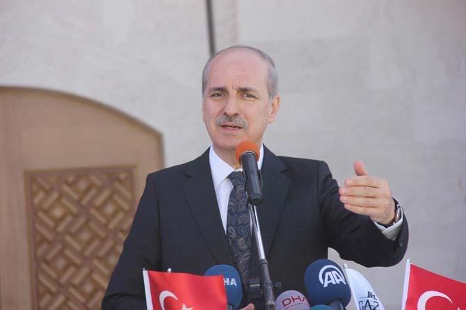 Başbakan Yardımcısı Kurtulmuş, Hanifi Şireci Cami'nin açılışını yaptı