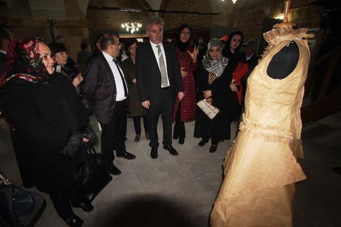 Bayburt'ta uluslararası kadın sanat etkinliği