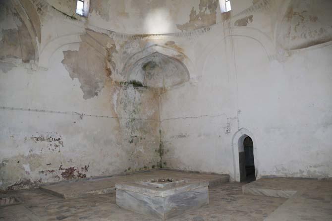 Arap Hamamı'nda restorasyon başladı