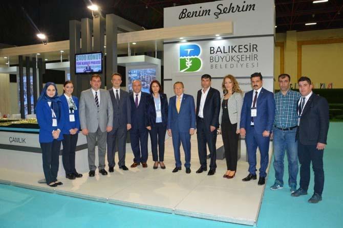 Büyükşehir vizyon projeleri ile Antalya'da