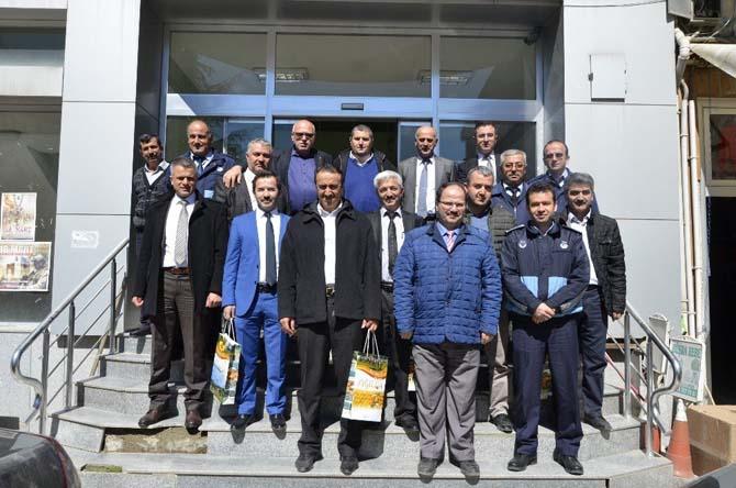 S Plaka toplantısı Yığılca Belediyesinde yapıldı
