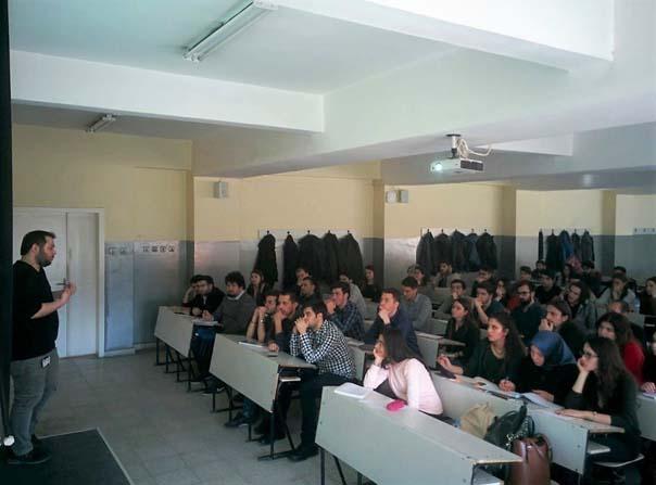 Erciyes Teknopark, Üniversite Öğrencilerini Tübitak Lisans Destekleri Programı Hakkında Bilgilendiriyor