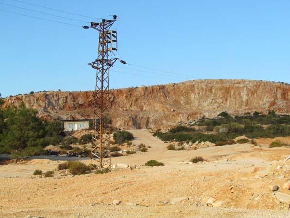 Germiyan'ın taş ocakları sorunu meclis gündeminde