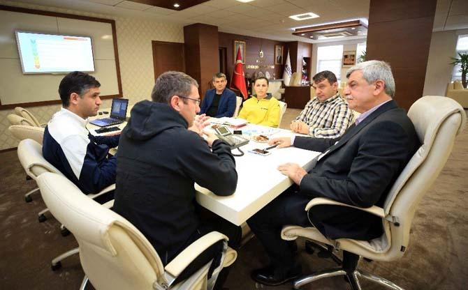 Başkan Karaosmanoğlu, anneleri spora teşvik etti