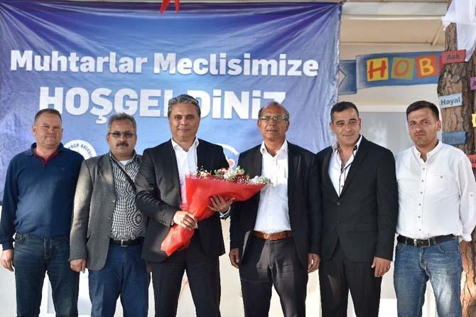Muhtarlar Meclisi 2017'nin ilk toplantısını yaptı