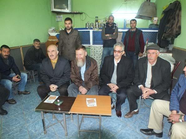 CHP Milletvekili Atıcı Malazgirt'te