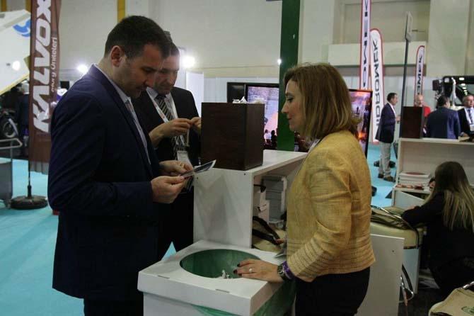 Odunpazarı Belediyesi 7. Antalya City Expo Fuarı'nda